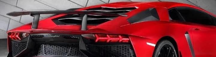 Top voiture luxe